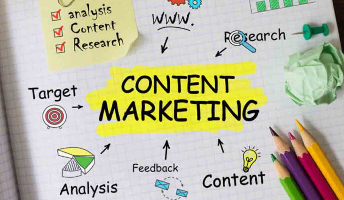 Content marketing to improve your visibility