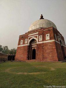 Tomb of Ghiasuddin Tughlaq